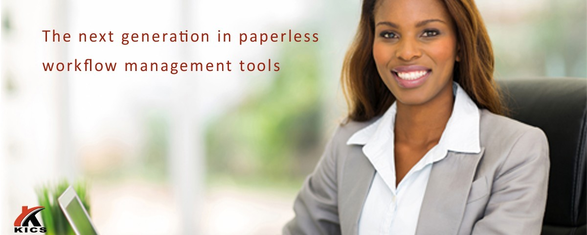 Paperless Workflow Management